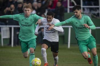 El Burgos CF juvenil recibirá al Real Madrid en El Plantío