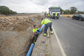 Electrificarán el segundo sondeo de agua en Casas de Ves