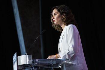 Ayuso insiste en presidir el PP de Madrid