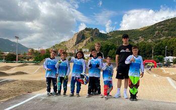 El BMX Talavera plata y dos bronces en la Copa de España