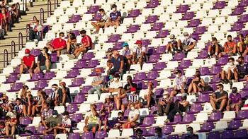13.064 abonados estarán el domingo en Zorrilla