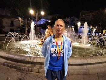 Mariano Serna, bronce en el Campeonato de España 10K