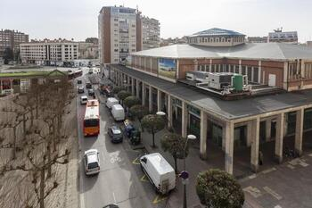 Reyes Maroto apoya el Mercado Norte sin concretar partida