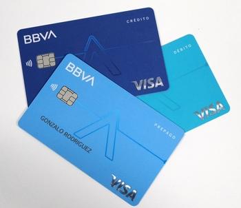 BBVA emite en Castilla y León 60.000 tarjetas Aqua