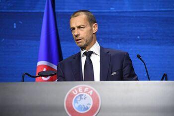 La UEFA advierte de los peligros de un Mundial cada dos años