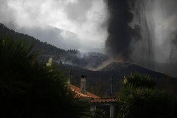 El volcán de La Palma entra en 'zona de estabilidad'