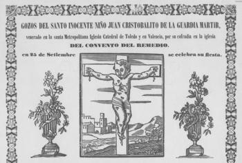 Apuntes históricos sobre La Guardia: el caso del Santo Niño