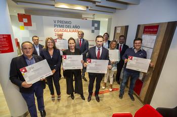 Cimentalia España recibe el Premio 'Pyme del Año 2021'
