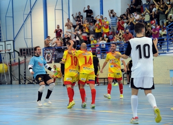 El Cobisa Futsal recupera a Chema para la visita al Rivas