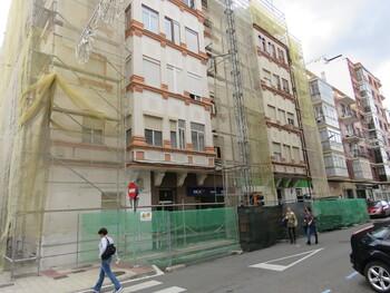 Vecinos de la calle Concepción Arenal estarán 1 año sin casa