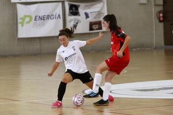 El UDAF Afanion femenino perdió en su debut liguero