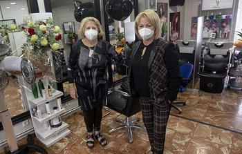 Peluquería Mayte echa el cierre tras 50 años por jubilación