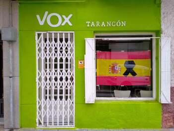 Vox Tarancón lanza una campaña para recoger material escolar