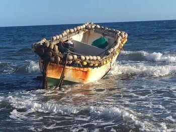 Interceptan a 13 personas llegadas en patera a Formentera