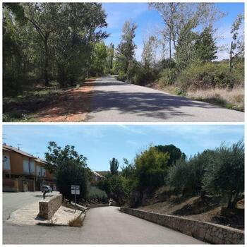 La Diputación realizará varias obras de asfaltado en Uceda
