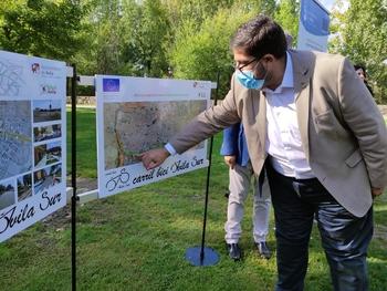 El carril bici urbano empezará en el sur con 4 kilómetros