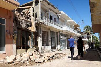 Un nuevo terremoto de magnitud 5,3 sacude la isla de Creta