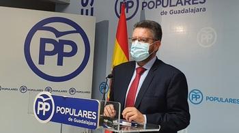 Moreno habla de la lista de espera quirúrgica en Guadalajara