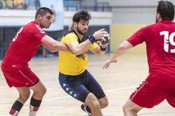 Tubos Aranda-Málaga y UBU San Pablo-Esplugues en Copa