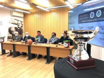 El Polideportivo Pisuerga acogerá la Copa LEB Oro