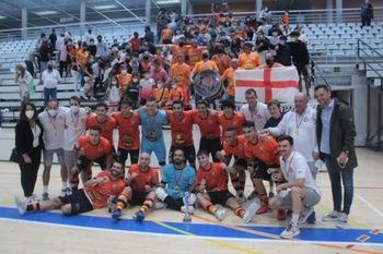 Aspil Jumpers gana su primera Copa Navarra
