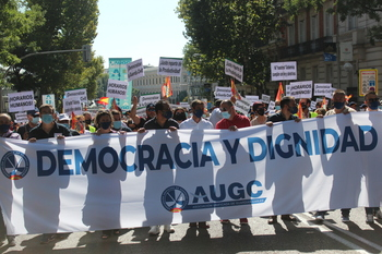 Ciudad Real, con la demanda de igualdad en la Guardia Civil