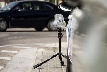 Mil conductores son 'cazados' al mes por el radar doble