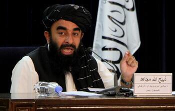 Los talibanes aplicarán las cláusulas de la Constitución de 1964