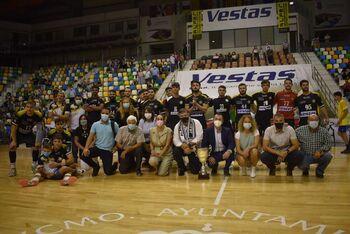 El Vestas Alarcos conquista el Trofeo Diputación
