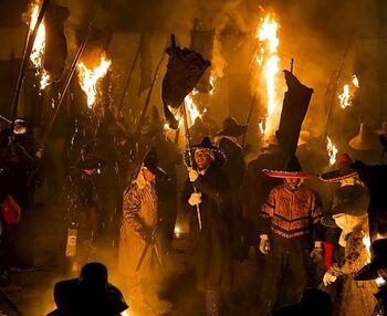 El Vítor volverá a rugir en las fiestas de Mayorga