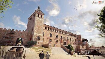 El Palacio de Berlanga revive en su propia torre