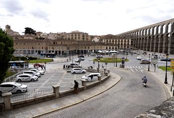El Centro del Acueducto se prevé con tres plantas y 1.300 m2