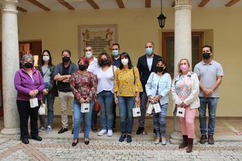 Homenaje por llevar 25 años en el Ayuntamiento de Tarancón