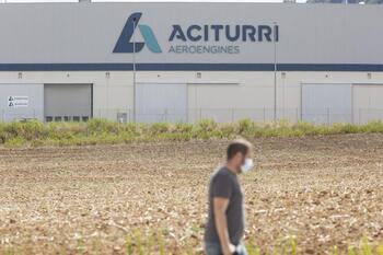 Aciturri perdió 20 millones de euros en 2020