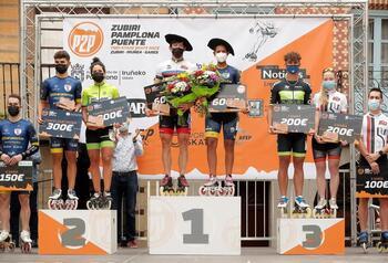Beddiaf y Quintana ganan el 2P2