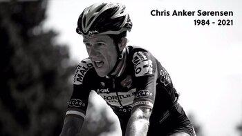 Fallece atropellado el exciclista danés Chris Anker Sorensen