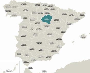 La licitación de obra pública cae un 70% en Soria