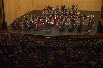 La música militar vuelve a sonar este sábado en Ávila