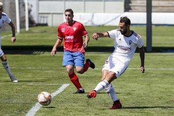 El Atlético Albacete sumó un punto y gracias