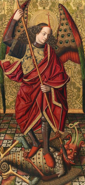El culto a San Miguel Arcángel en Toledo y provincia