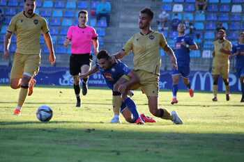El Calvo Sotelo empata con el Atlético Levante