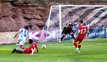 Sin gol no hay premio en Nájera