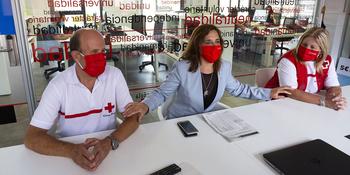 Cruz Roja normaliza las cifras de ayuda tras triplicarlas