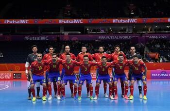 España se clasifica para los cuartos de final con autoridad