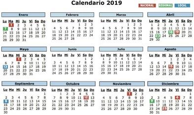 Calendario Laboral Valladolid.El Calendario Laboral Regalara El Mayor Macropuente En Anos El Dia