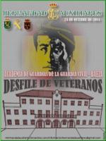 La Hermandad de Guardias Civiles Auxiliares de España en el Desfile de Veteranos 2014