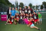1er torneo interligas soliss de fútbol 7 de CLM