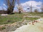 Vertidos de escombros junto a la Ventilla